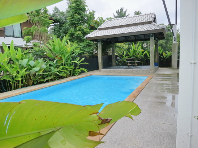 Hr3595 Hs2130 House For Sale Style Lanna With Private Pool In Hang Dong Chiang Mai